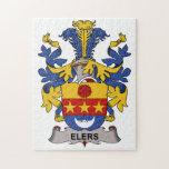 Escudo de la familia de Elers Puzzles Con Fotos