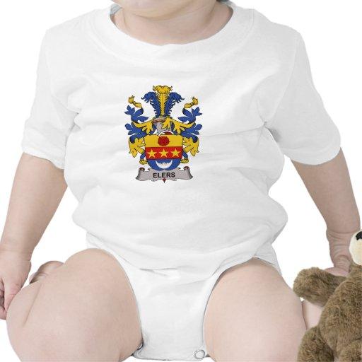 Escudo de la familia de Elers Traje De Bebé