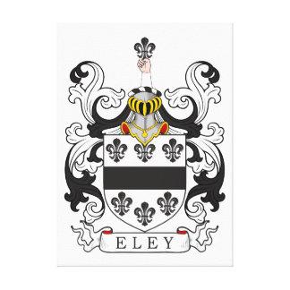 Escudo de la familia de Eley Impresiones De Lienzo