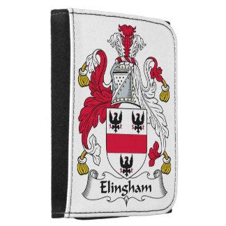 Escudo de la familia de Elingham