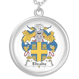 Escudo de la familia de Elizalde Colgantes