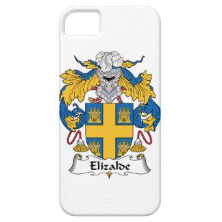 Escudo de la familia de Elizalde iPhone 5 Coberturas