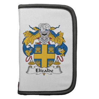 Escudo de la familia de Elizalde Organizadores