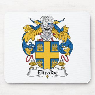 Escudo de la familia de Elizalde Alfombrilla De Raton