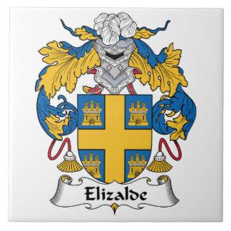 Escudo de la familia de Elizalde Teja
