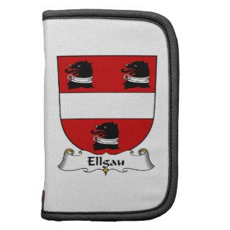 Escudo de la familia de Ellgau Planificadores