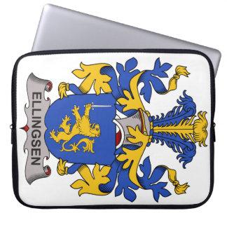 Escudo de la familia de Ellingsen Manga Computadora