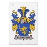 Escudo de la familia de Ellingsen iPad Mini Cobertura