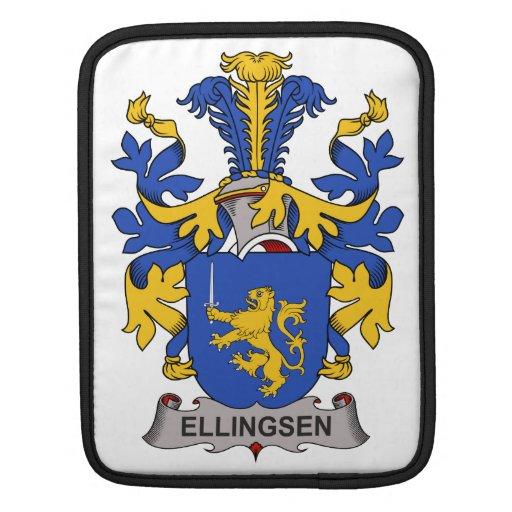Escudo de la familia de Ellingsen Manga De iPad