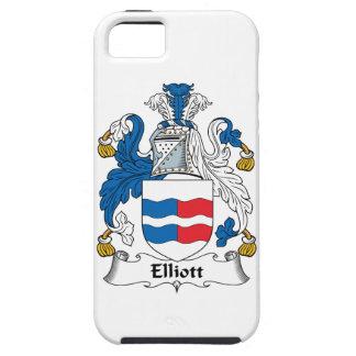 Escudo de la familia de Elliott iPhone 5 Carcasa