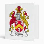 Escudo de la familia de Ellison