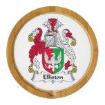 Escudo de la familia de Elliston