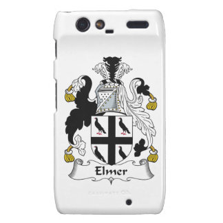 Escudo de la familia de Elmer Motorola Droid RAZR Carcasas