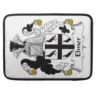 Escudo de la familia de Elmer Funda Macbook Pro