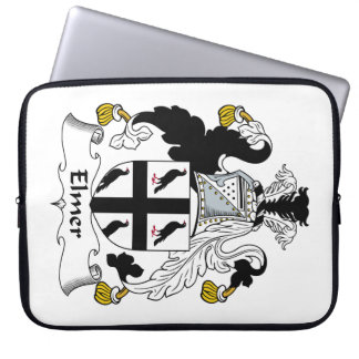 Escudo de la familia de Elmer Fundas Ordendadores