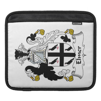 Escudo de la familia de Elmer Fundas Para iPads