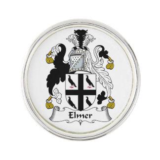 Escudo de la familia de Elmer Pin