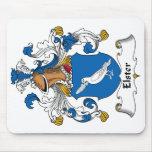 Escudo de la familia de Elster Tapete De Ratones