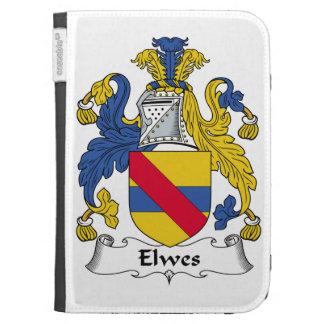 Escudo de la familia de Elwes