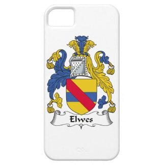 Escudo de la familia de Elwes iPhone 5 Protector