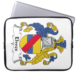 Escudo de la familia de Elwes Mangas Computadora