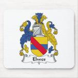 Escudo de la familia de Elwes Tapete De Raton