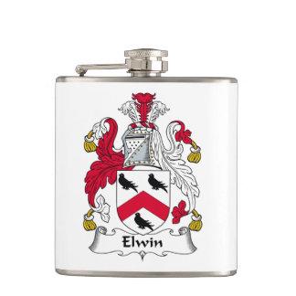 Escudo de la familia de Elwin