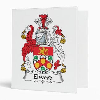 Escudo de la familia de Elwood
