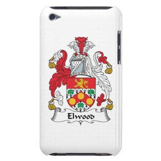 Escudo de la familia de Elwood iPod Case-Mate Cárcasa