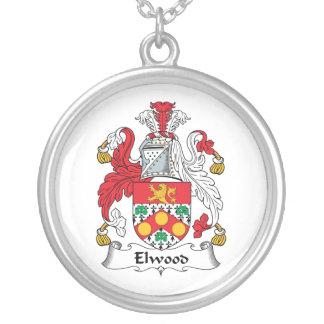 Escudo de la familia de Elwood Grimpolas