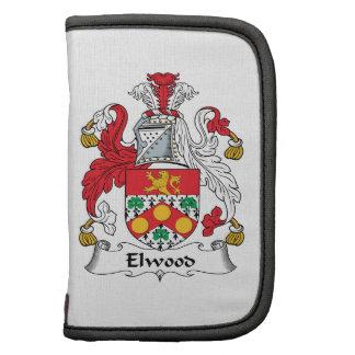 Escudo de la familia de Elwood Planificador