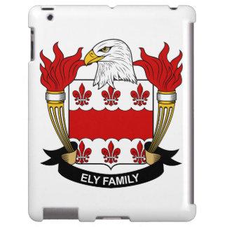 Escudo de la familia de Ely Funda Para iPad