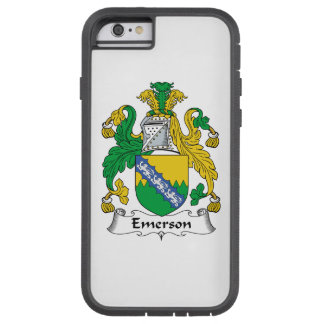 Escudo de la familia de Emerson Funda De iPhone 6 Tough Xtreme