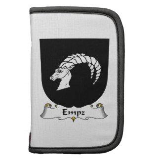 Escudo de la familia de Empz Planificador