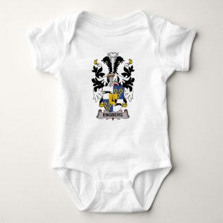 Escudo de la familia de Engberg Camiseta