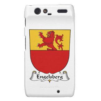 Escudo de la familia de Engelsberg Motorola Droid RAZR Funda