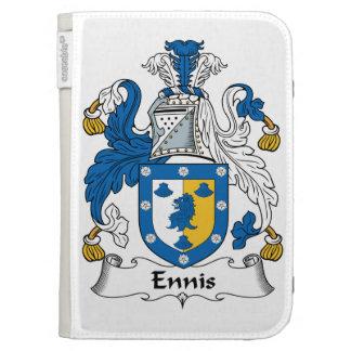 Escudo de la familia de Ennis