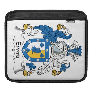 Escudo de la familia de Ennis Manga De iPad