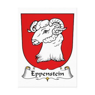 Escudo de la familia de Eppenstein Impresión En Lona
