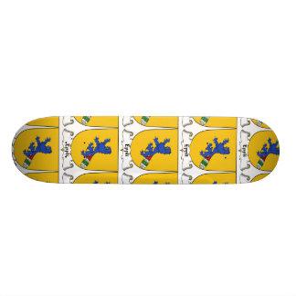 Escudo de la familia de Eppli Tablas De Skate