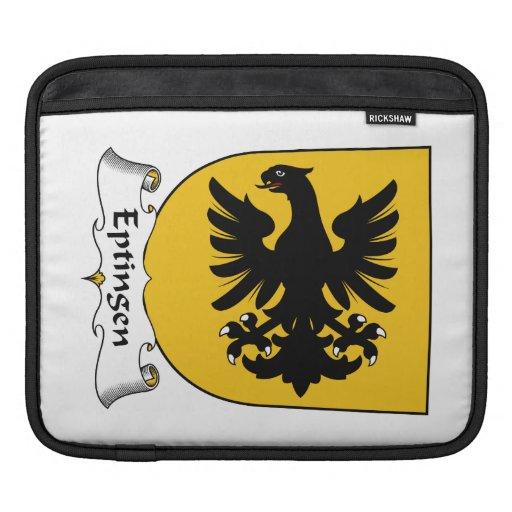 Escudo de la familia de Eptingen Fundas Para iPads