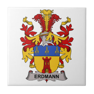 Escudo de la familia de Erdmann Teja
