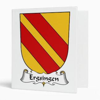 Escudo de la familia de Ergsingen