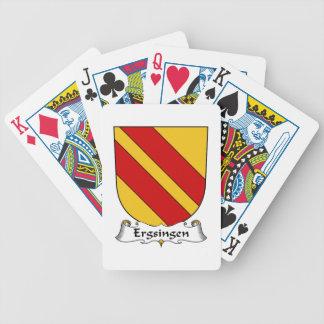 Escudo de la familia de Ergsingen Barajas