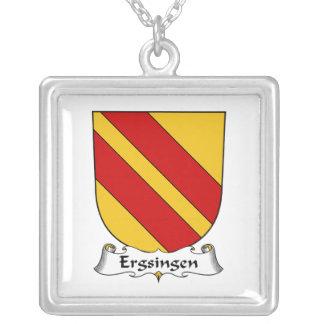 Escudo de la familia de Ergsingen Grimpola Personalizada