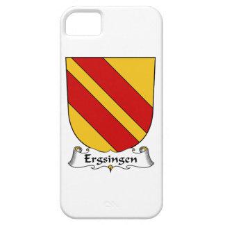 Escudo de la familia de Ergsingen iPhone 5 Cárcasa