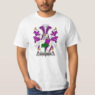 Escudo de la familia de Erichsen Camisas