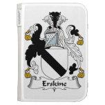 Escudo de la familia de Erskin