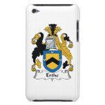 Escudo de la familia de Erthe iPod Touch Case-Mate Funda