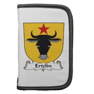 Escudo de la familia de Ertzlin Planificadores